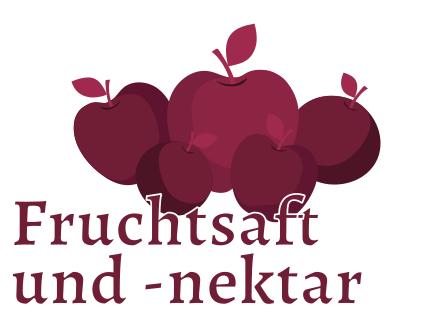 Fruchtsaft und -nektar